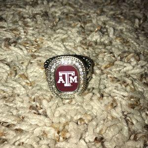 Texas A&M ring